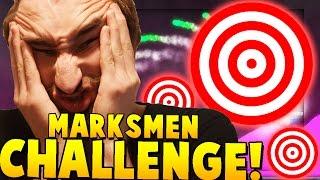 MARKSMEN KING IN SHELLSHOCK!? - SHELLSHOCK LIVE