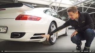 Porsche 911 997.  Обзор и тест-драйв от Порше Центр Челябинск