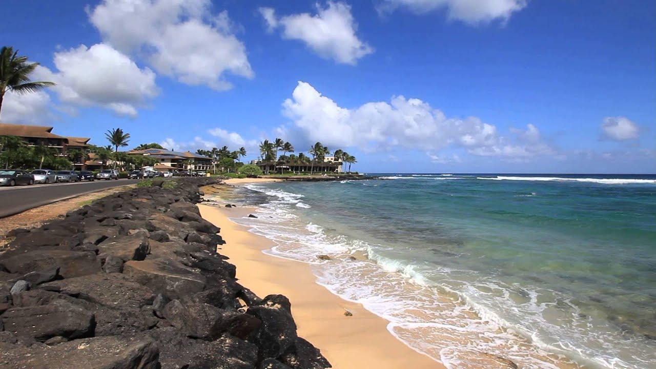 Lawai Beach Resort Steps Away From The Ocean