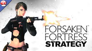 Forsaken Fortress Strategy Gameplay [PC HD] [60FPS] [Early Access]