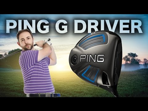 PING G DRIVER TESTED BY MID HANDICAP GOLFER