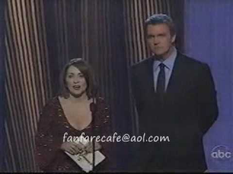 Patricia Heaton and Neil Flynn Present at the CMAs
