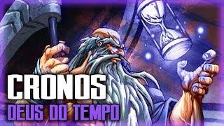 Cronos, o deus do tempo - MITOLOGIA GRECO-ROMANA