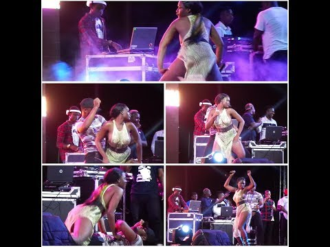 """VIDEO: """"NAYA""""_The New Ebony Reigns"""" Discovered @Late Ebony's 1 Year Anniversary Concert"""