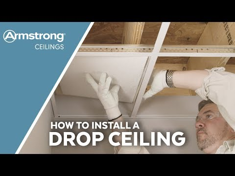 how-to-install-a-drop-ceiling-|-armstrong-ceilings-for-the-home