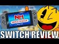 Namco Museum (Nintendo Switch) Review | 8-Bit Eric