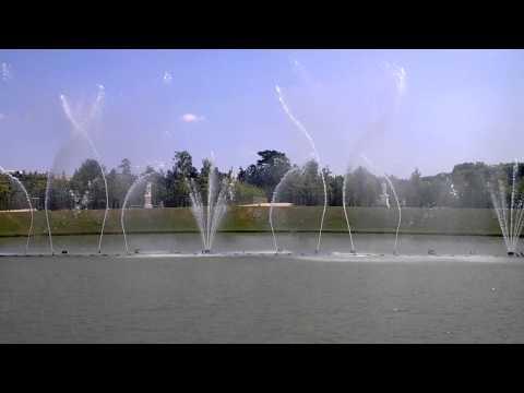 Fontaine du jardin de Versailles