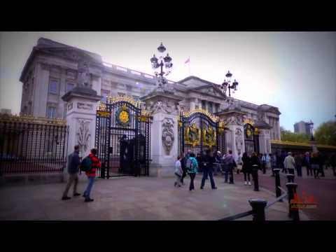 Explore The Mall End - London: Video Travel Guide