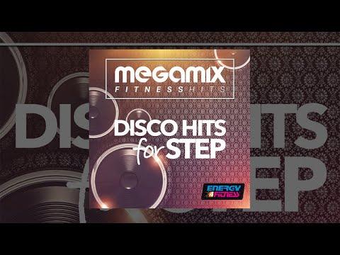 E4F - Megamix Fitness Disco Hits For Step - Fitness & Music 2018