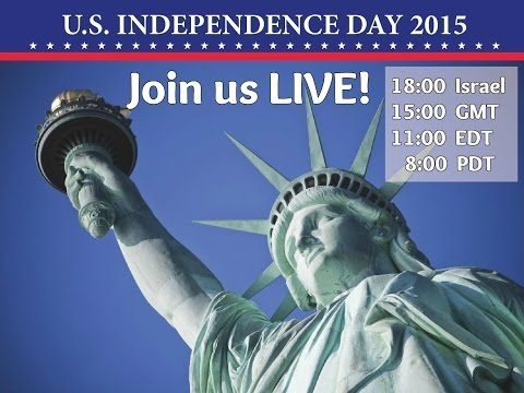 LIVE! U.S. Independence Day Celebrations from Israel