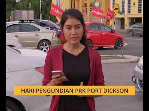Perkembangan terkini PRK Port Dickson
