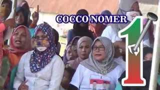 Lagu Warga Pulau Kangean untuk Busyro-Fauzi