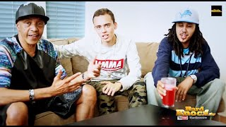 Logic talks to Father + Brother about Not Following Them Into Street Life, Addiction + More