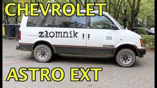 Złomnik: Chevrolet Astro, czyli jak zostać Astro-nautą