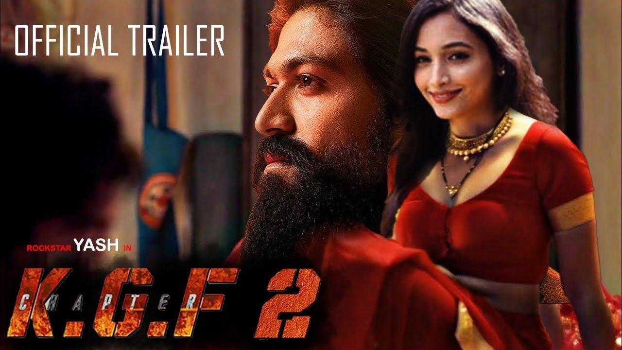 KGF Chapter2 Trailer |Yash|Sanjay Dutt|Raveena Tandon|Srinidhi Shetty|Prashanth Neel|Concept Trailer