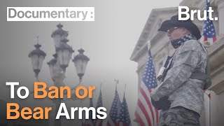 Michigan: When Guns enter the Capitol