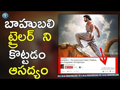 Thumbnail: Indian Celebrities Shocking Comments On Bahubali 2 Trailer | Prabhas | Ready2release