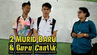 Dua Murid Baru   Film Pendek Komedi Anak SMA   Wahyu Creator