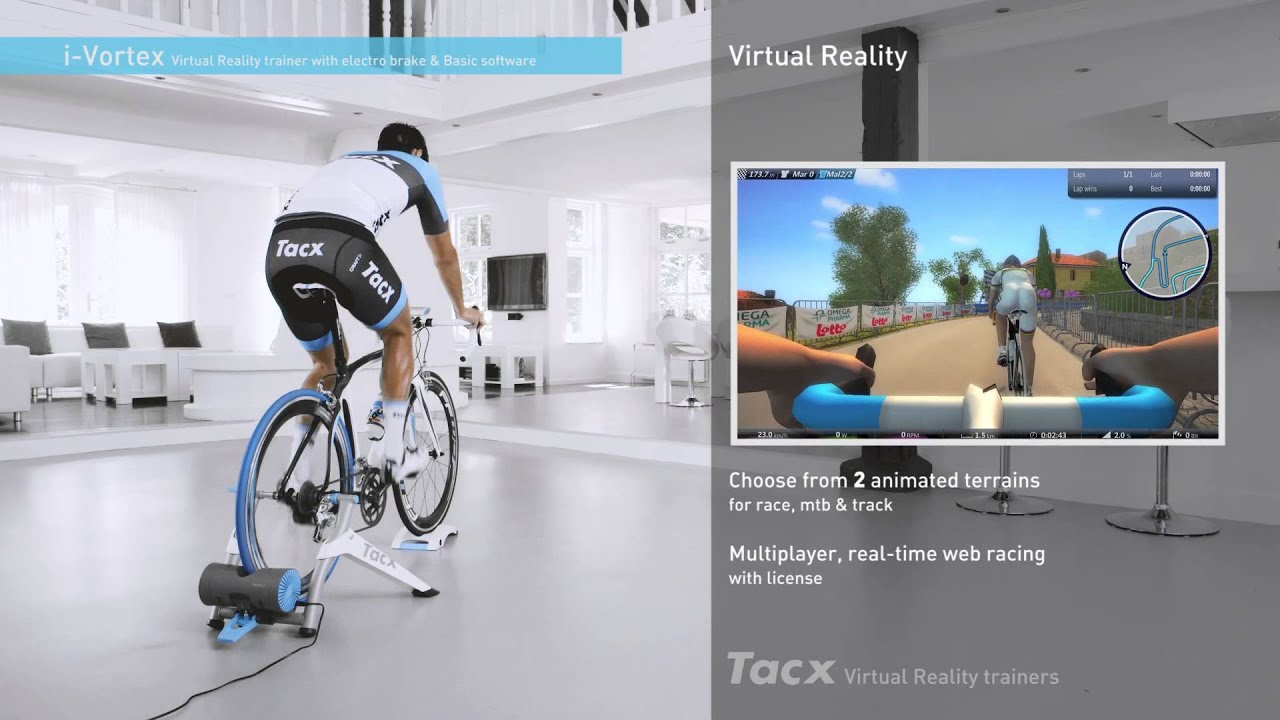 DOWNLOAD DRIVERS: TACX I-VORTEX BRAKE TRAINER