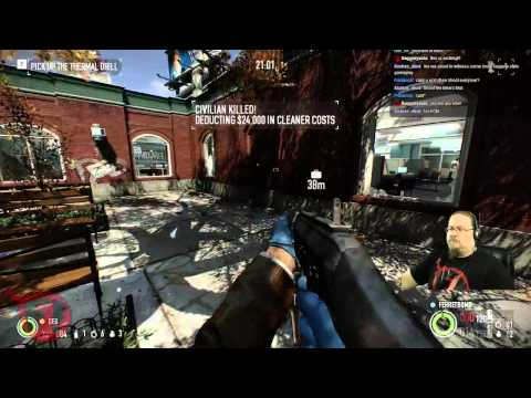 Payday 2 - Level 0 Solo DEATH WISH Bank Heist: Cash (Stealth)