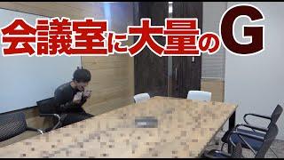 会議室で大量のGを見てもイケメンのまま?