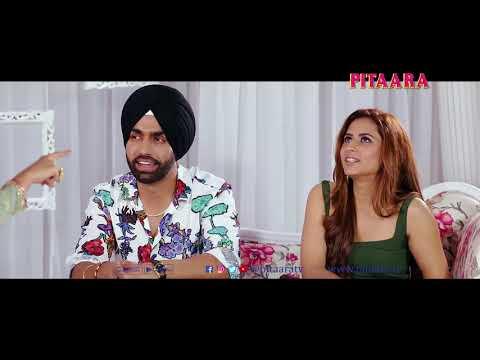 Ammy Virk| Sargun Mehta| Qismat| Shonkan Filma Di | Full Episode | Pitaara TV