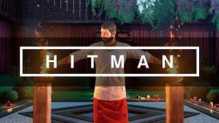 """HITMAN // Проходим в прямом эфире DLC """"Пациент 0"""""""