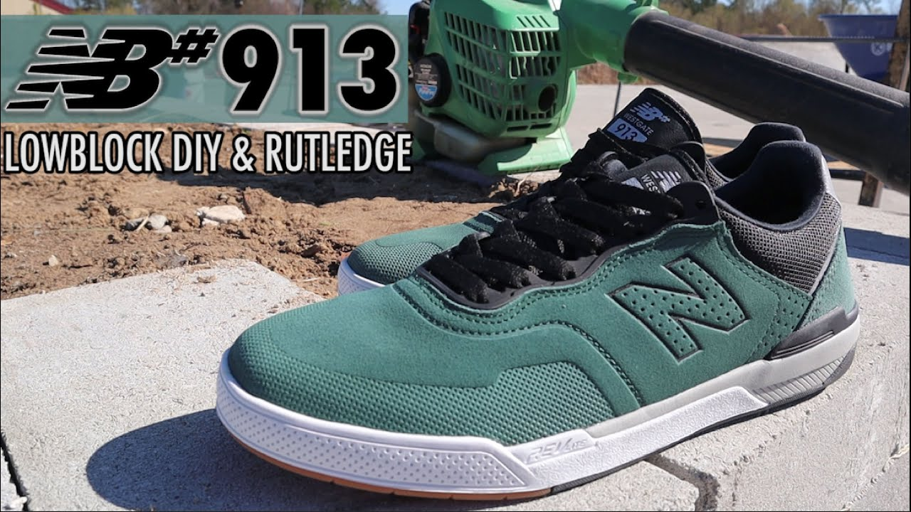 bd0637da6b04d WESTGATE 913 | New Balance Numeric | Friends & Family - YouTube