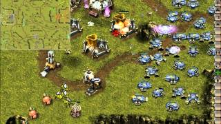 Old School Video games: KKND 2 Krossfire Kaos Mode 4 VS 4 Xtreme Survivors LTA