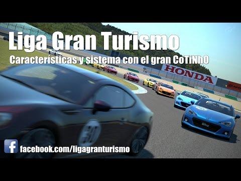 ¿En qué consiste Liga Gran Turismo? | La Liga en la que no se entrena! w/ CoTiNhO