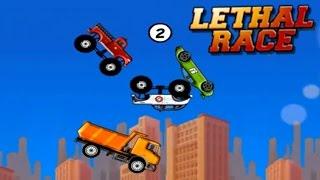 Juego de Autos 96: Lethal Race All Cars * 3ra parte