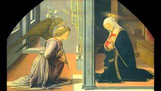 2 Fra Filippo Lippi: The Annunciation in the Early Italian Renaissance
