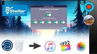 Stellar Phoenix Data Recovery | RESTORE permanently deleted files on Mac