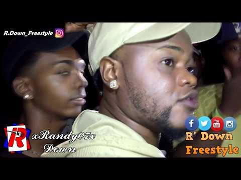 "Mr Muaks Vs Jr la Suprema - ""Revancha 3ra"" (Batalla De Freestyle) Plaza GUibia"