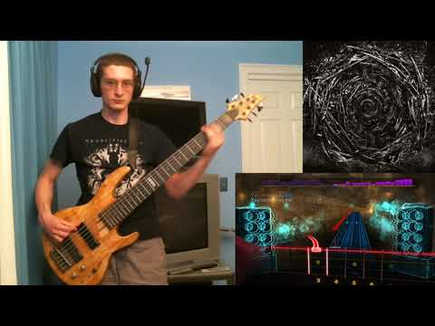 The Contortionist - Clairvoyant bass cover...