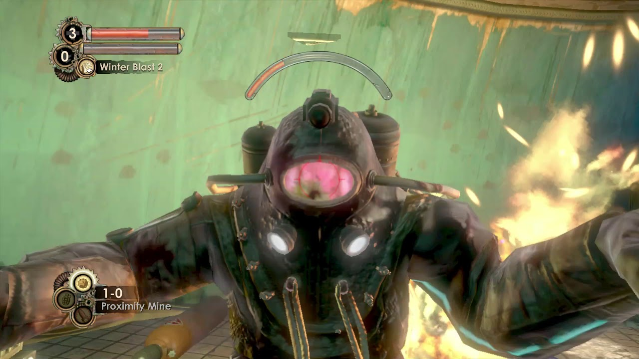 Bioshock 2 Big Daddy Alpha