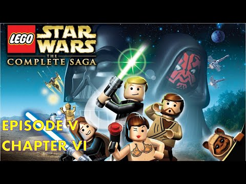 Classic Completes: Lego Star Wars The Complete Saga - Part #30 |