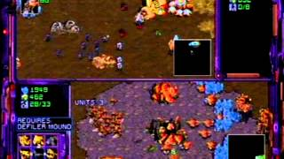 30 minutes of high quality starcraft 64 2-player gameplay footage vs ai free for all