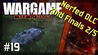 Wargame: Red Dragon nerfed DLC tournament 2nd Finals - vs Greyhound 2/5