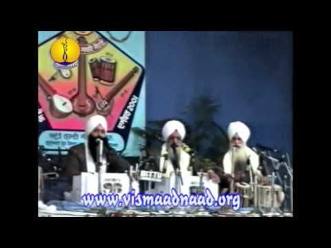 AGSS 2001 : Raag Asa Partaal : Bhai Avtar Singh Ji delhi