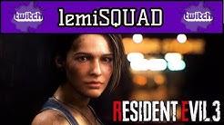 Resident Evil 3 Remake | CAŁA GRA | twitch.tv/lemisquad