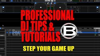 Professional DJ Tip How To Analyze Files in Serato DJ