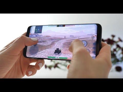 Samsung Galaxy S8 ИГРЫ android