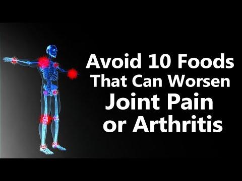 Avoid 10 Foods That Can Worsen Joint Pain Or Arthritis