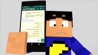 Minecraft: MEU CELULAR É ESSE?! (Desafios #1)
