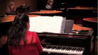 ORFORD SIX PIANOS (2012) Danse Macabre Op. 40 - Camille Saint-Saëns