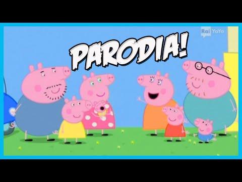 PEPPA PIG PARODIA - IL ROMPI CO*****I - VIETATO MINORENNI