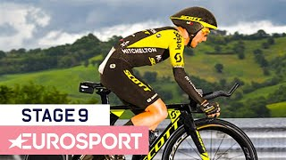 Giro d'Italia 2019   Stage 9 Highlights   Cycling   Eurosport