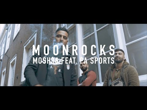 Mosh36 ft. PA Sports - Moonrocks (prod. by Joshimixu)