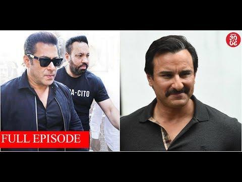 Salman's 'Race 3' Shoot Gets Cancelled After Death Threats | Saif Keen On Watching 'Padmavat' Mp3